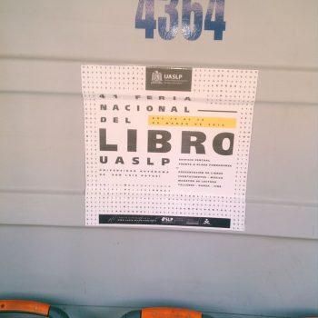 CAMPAÑA UASLP FERIA DEL LIBRO